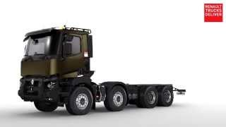 Renault Trucks K - 360° view