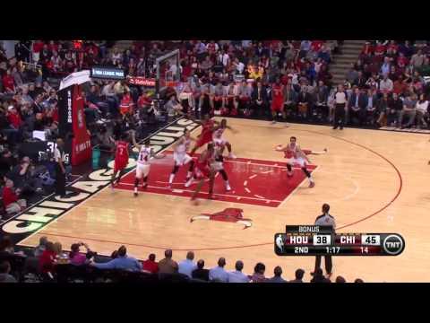 Houston Rockets vs Chicago Bulls | March 13, 2014 | NBA 2013-14 Season