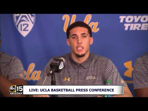 LIVE: LiAngelo Ball thanks President Trump for release from China