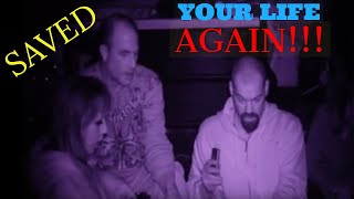 """To Save Your Life Again"" EVP with Aaron Goodwin & The Constantinos"