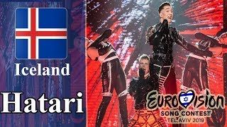 "Hatari wins Söngvakeppnin with ""Hatrið mun sigra"" | Iceland Eurovision 2019 REACTION"