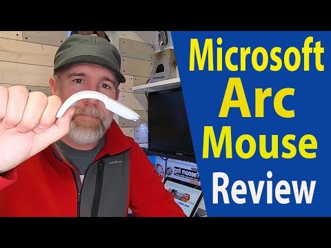 Microsoft Arc Mouse (Review)