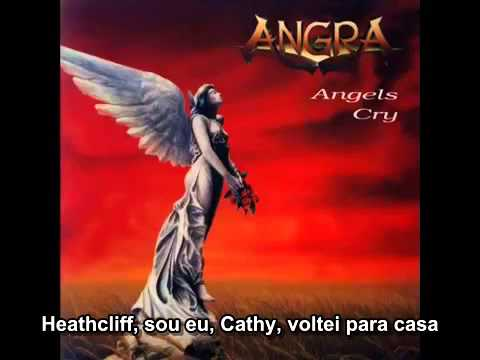 Angra  Wuthering Heights legendado portugues