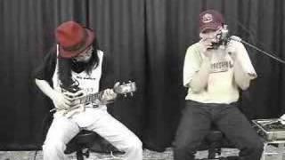 EleUke and Harmonica(Blues Harp) Blues