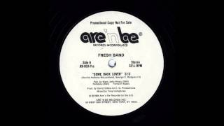 Fresh Band - Come Back Lover (Dub Version)