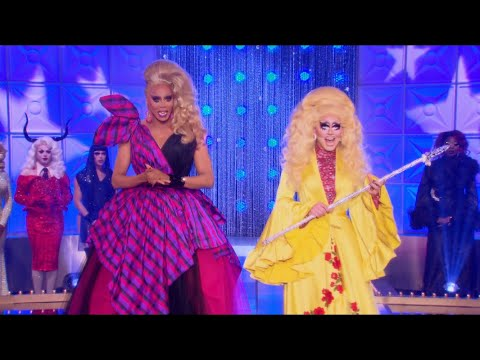 Trixie Mattel VS Kennedy Davenport | Rupaul's Drag Race All Stars 3 Finale HD