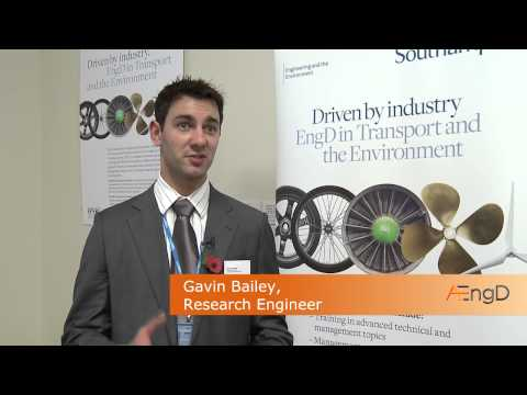 EngD In Transport & The Environment