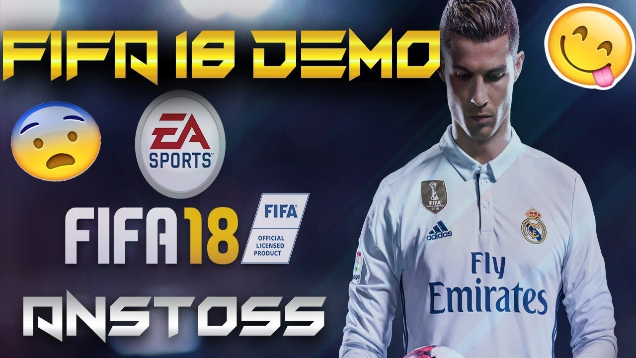 Let´s Play FIFA 18 DEMO Anstoss PC (1080p/60fps) #02 HD - YouTube
