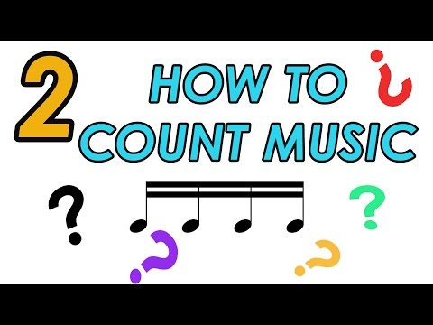 Counting Music Part 2 - Music Theory Crash Course