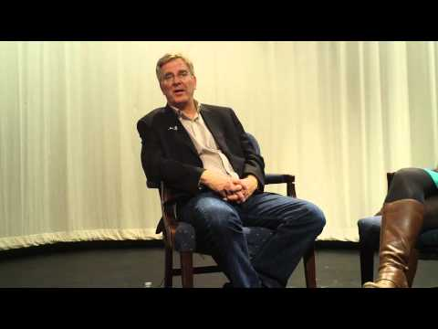 Rick Steves at Miami University