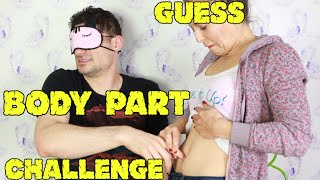 GUESS THE BODY PART CHALLENGE with FLULA