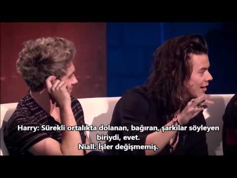 One Direction - London Session (Part 7) - Türkçe Altyazılı