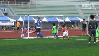2008 티브로드컵 유소년 축구대회 - 골클럽 vs 이회택FC
