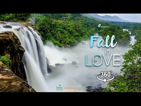 Fall in Love VR | Kerala Tourism Virtual Reality