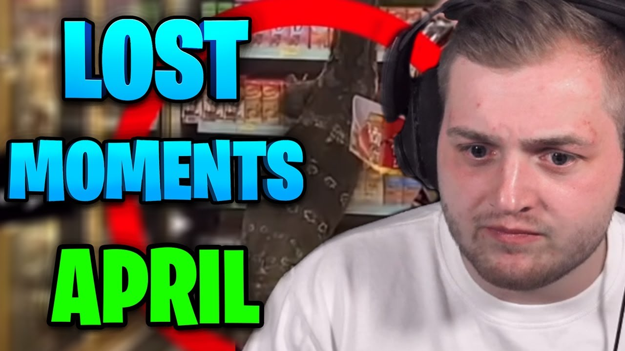 Best of Trymacs | April | Lost Moments