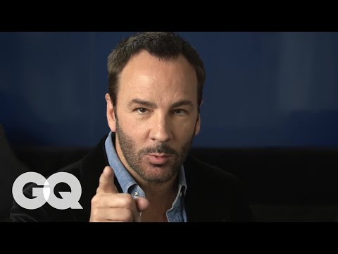 Tom Ford's Guide to Being as Suave as, Well, Tom Ford  GQ