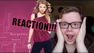 TAYLOR SWIFT GORGEOUS REACTION!!!