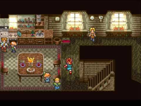 how to play chrono trigger on ps4