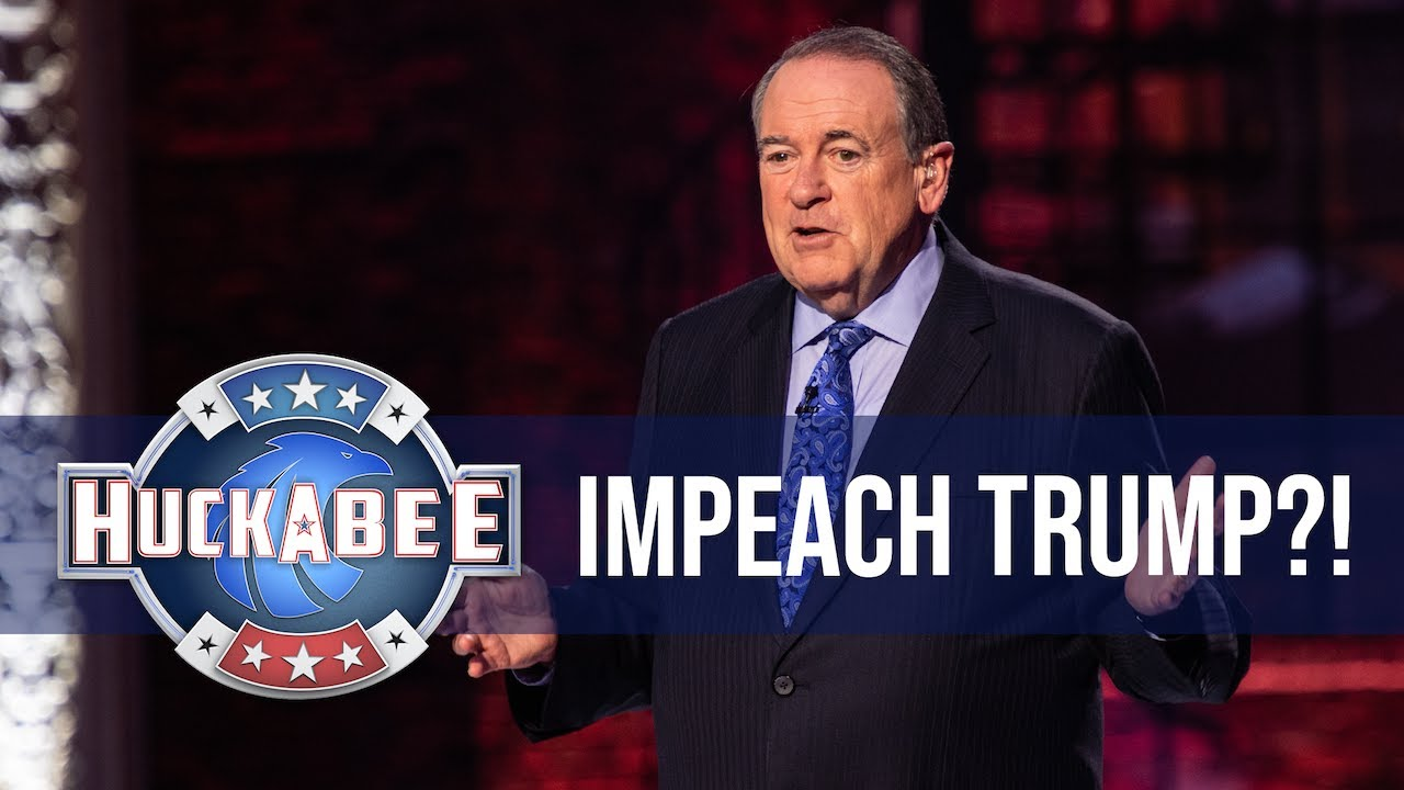 IMPEACH TRUMP!!! And Other Wacky Things The Left Likes To Do | Huckabee