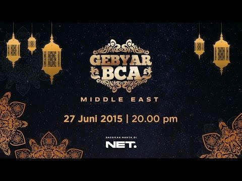 Gebyar BCA - Middle East