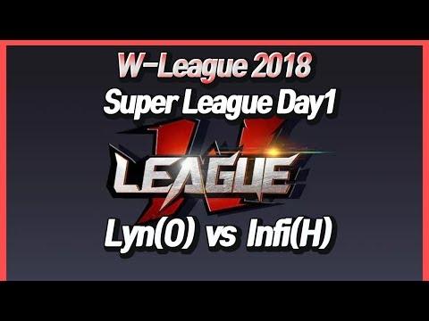 워크3 W-League : Super League Day1 - Lyn(O) Vs Infi(H)
