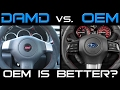 Why I Didn't Buy a Damd/Prova/GTSpec Steering Wheel