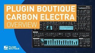 Carbon Electra 15 by Plugin Boutique | 4 Oscillator Subtractive Synth