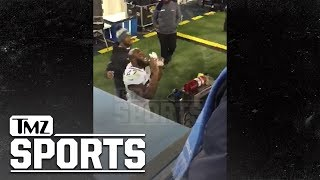Jaguars' Leonard Fournette Threatens Heckler During Game, 'Imma Beat Your Ass' | TMZ Sports