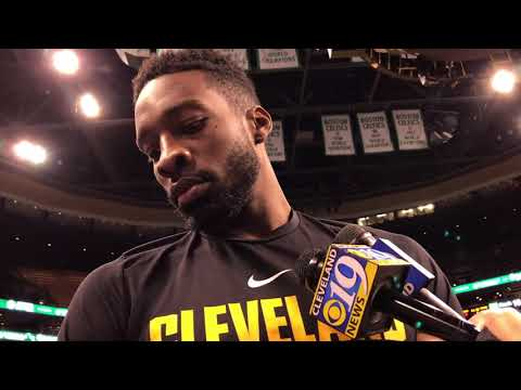 Jeff Green to start for Kevin Love in Game 7 of the Eastern Conference finals