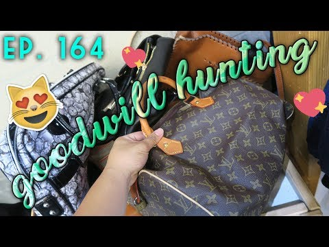 GOODWILL HUNTING AND HAUL EP. 164