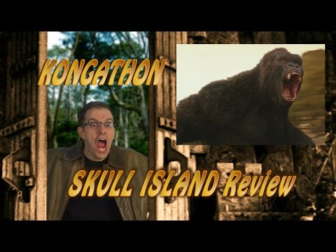 Kong: Skull Island (2017) Movie Review - Cinemassacre's Kongathon