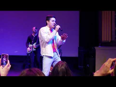 Modesto Magic- @DavidArchie Magnificent at State Theatre , Efam on