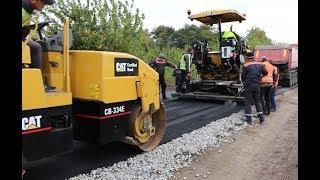 Гадяч – капітальний ремонт дороги Гречанівка–Глибока Долина
