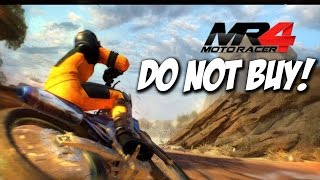 Moto Racer 4 on PC... WORST GAME OF 2016?!