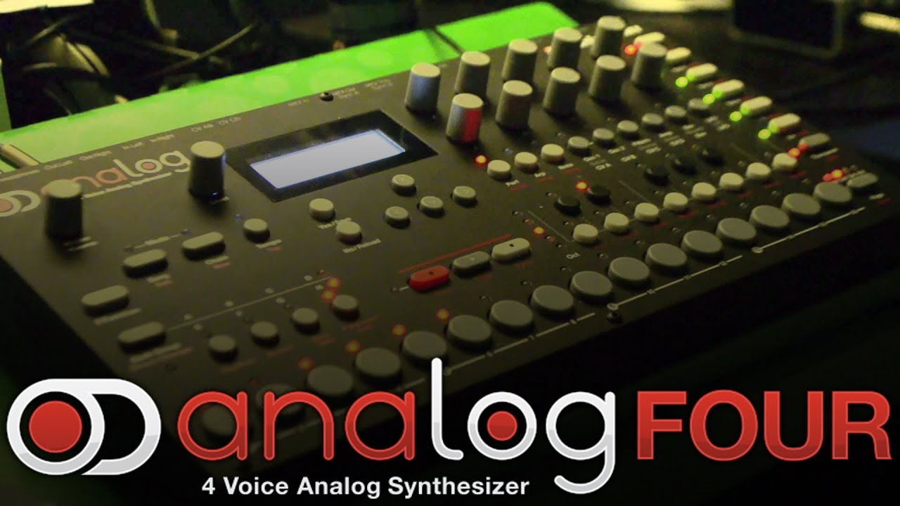 Analog Four Upbeat House Youtube