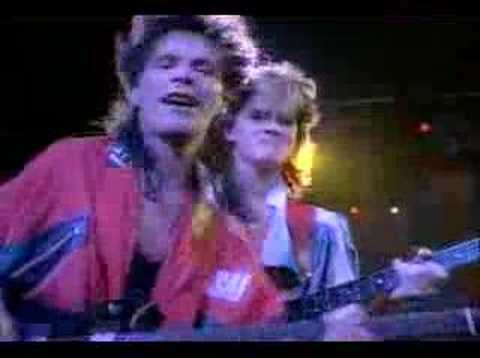 DURAN DURAN PLANET EARTH LIVE ARENA 1984