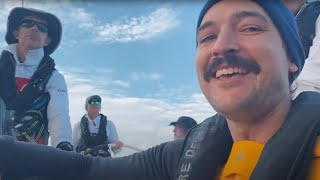 Riley Sails in the Sydney to Hobart Yacht Race! Ep. 244
