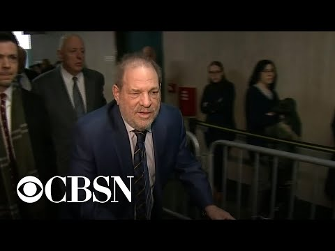 Prosecutors make closing arguments in Harvey Weinstein trial