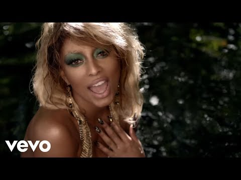 Keri Hilson ft. Nelly - Lose Control (Official Video)