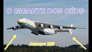 Antonov 225 surpreende ao pousar em SP