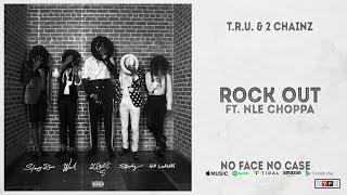 Hott LockedN  - Rock Out Ft. NLE Choppa (No Face No Case)