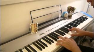 陳芳語 Kimberley - 愛你 - Piano