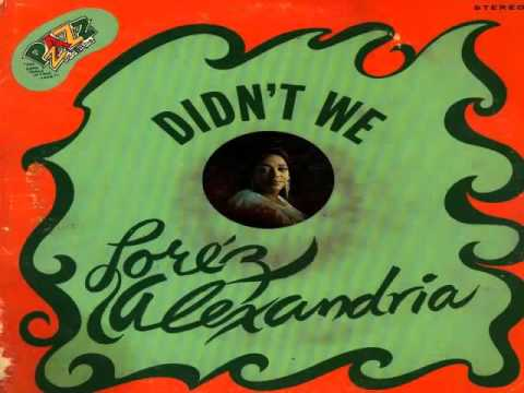 Lorez Alexandria - I'm Wishin'