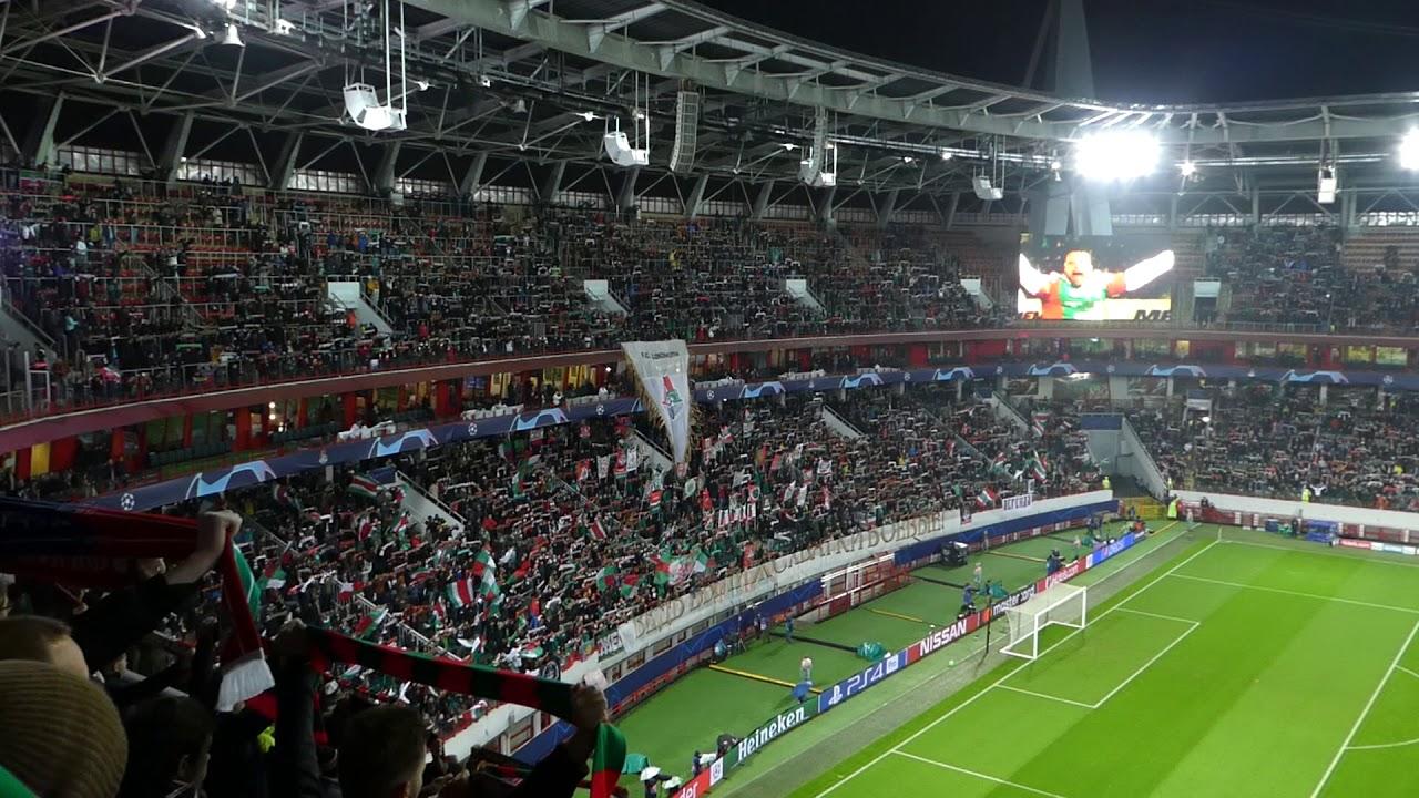 Schalke Lokomotive Moskau
