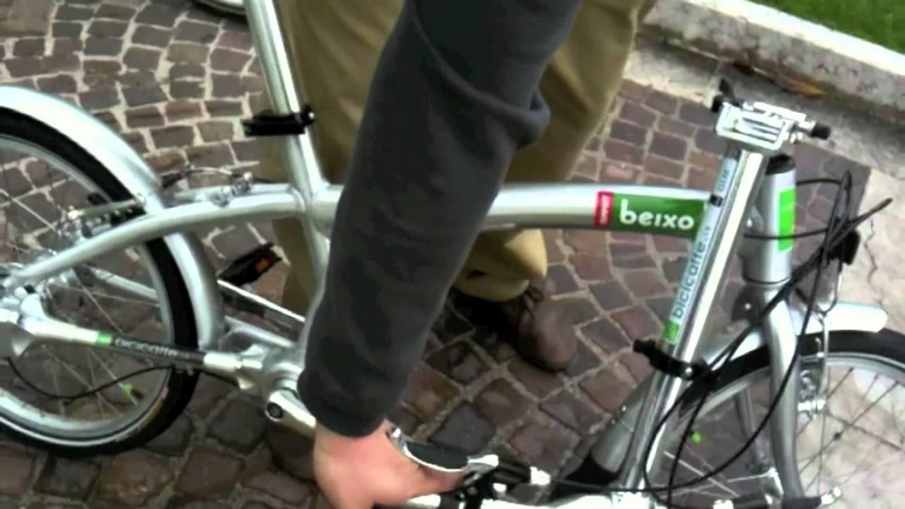 Bicicletta Pieghevole Beixo.Bicicletta Pieghevole Beixo E Cappottina Per Bici