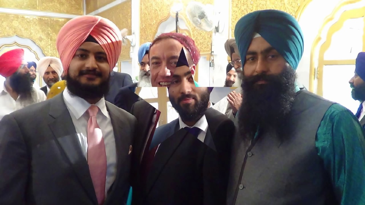 How To Wear A Turban In An Indian Wedding Nagpal Academy Jld 94179 57264