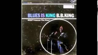 "B.B. King    ""Buzz Me""    (1967)"