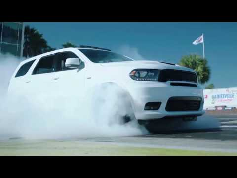 "2018 DODGE DURANGO ""Burnout"" Commercial - Los Angeles, Cerritos, Downey CA - SRT - 800.549.1084"