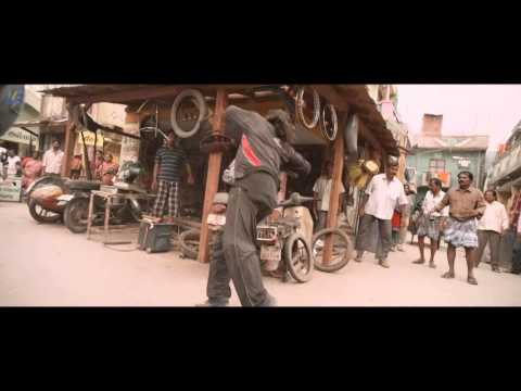 Mass Fight Scene | Maari | Dhanush | Robo...