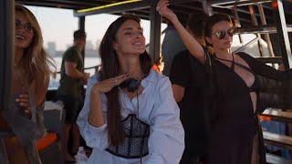 Korolova - Live @ Boat Party, Odessa / Melodic Techno & Progressive House DJ Mix